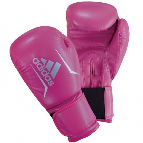 Adidas Speed 50 Women's Boxing Gloves - Pink